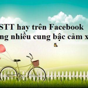 Cap Viết Facebook hay